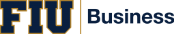 Florida International University College of Business Logo
